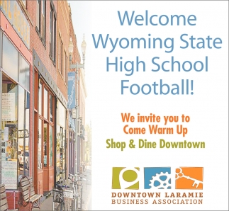 Welcome Wyoming State High School Football!