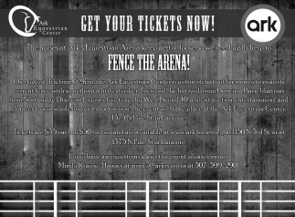 Fence The Arena!