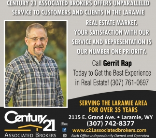 Serving The Laramie Area for Over 35 Years