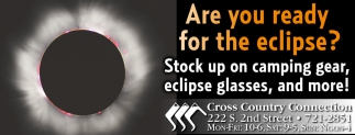 Are you ready for the eclipse?