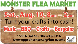 Monster Flea Market
