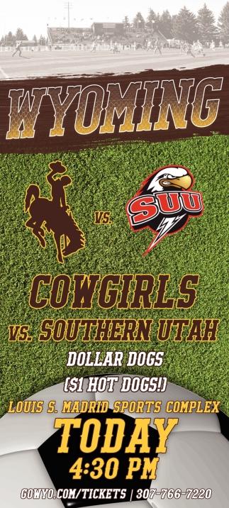 Cowboy vs Southern Utah