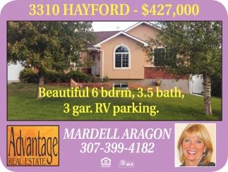 3310 Hayford