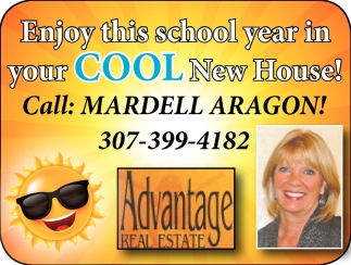 Enjoy this school year in your COOL New House!