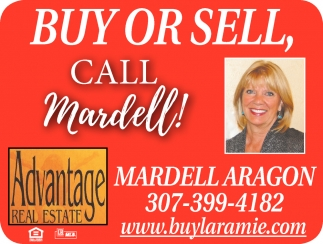 Buy or sell, Call Mardell