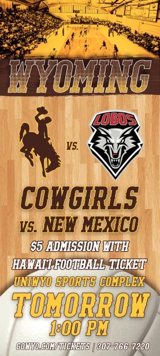 Wyoming Cowgirls