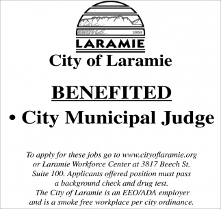 City Municipal Judge