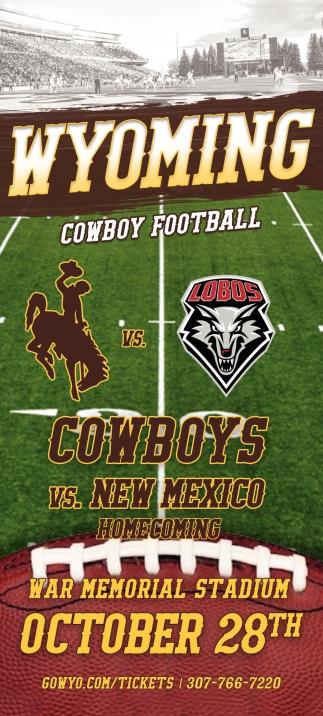 wyoming cowboy football, go wyo