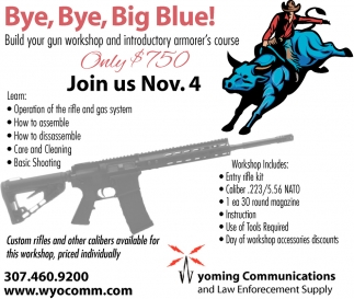 Bye, Bye, Big Blue!