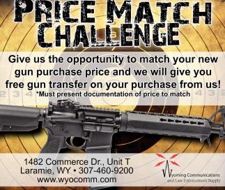 Prince Match Challenge