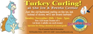 Turkey Curling!