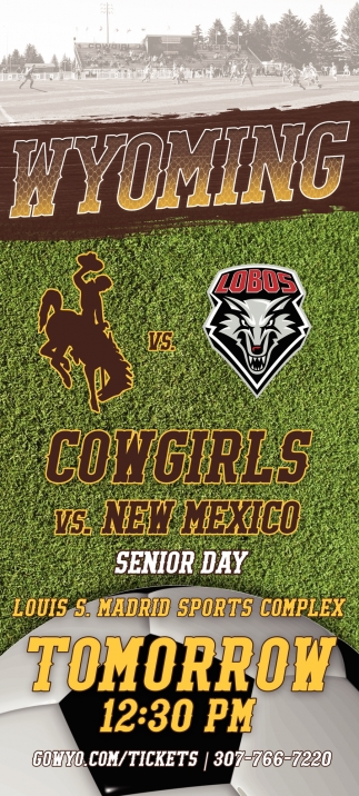 Cowgirls Vs. New Mexico