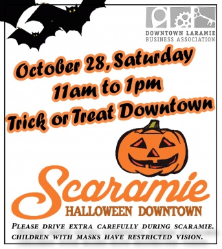 Scaramie Halloween Downtown