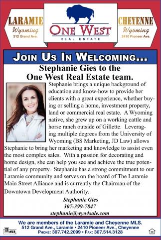 Laramie Cheyenne