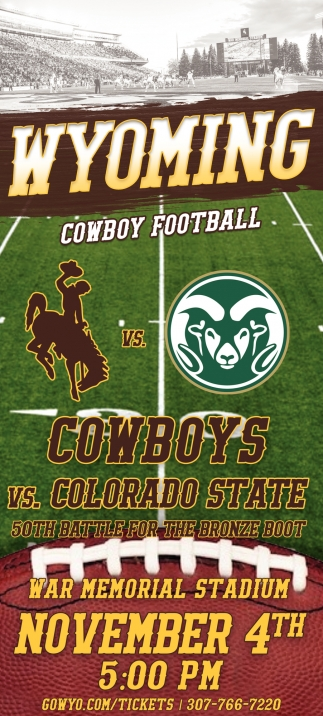 Cowboy Vs Colorado State