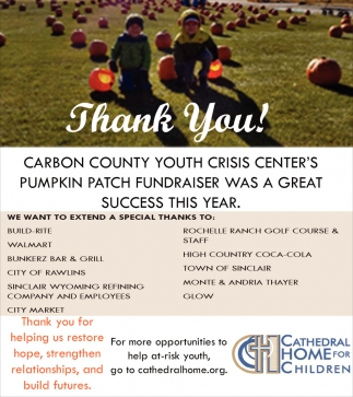 Carbon County Youth Crisis Center's