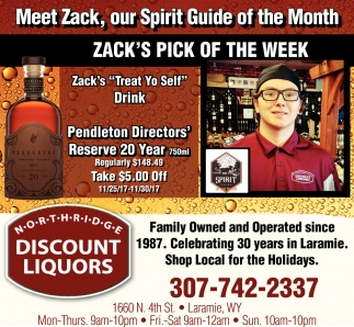 Meet Zack, Our Spirit Guide Of The Month