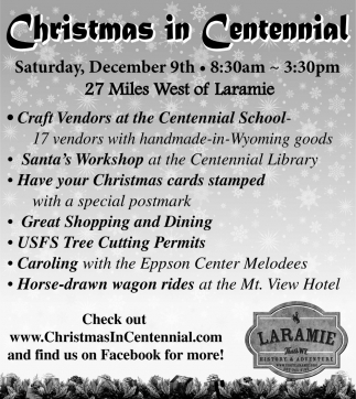 Christmas in Centennial