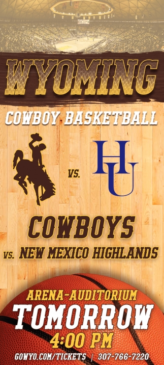 Cowboy Vs New Mexico Highlands