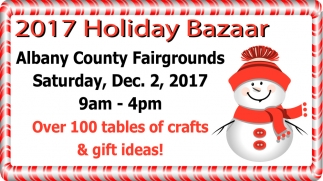 2017 Holiday Bazaar
