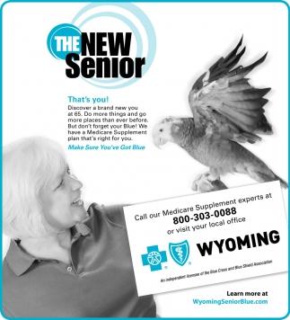 The New Senior
