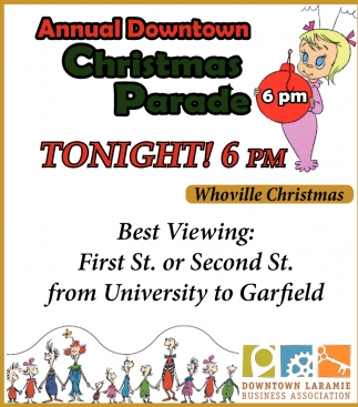 Annual Downtown Christmas Parade