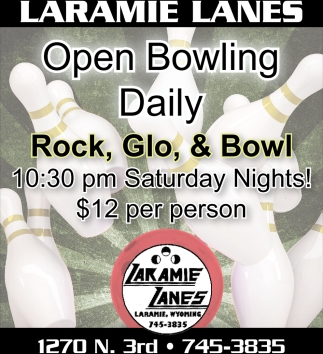 Open Bowling Daily