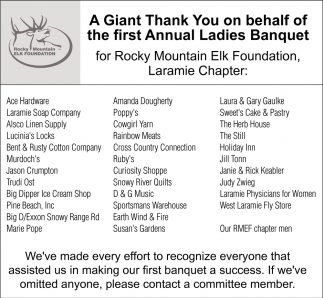 Elk Foundation
