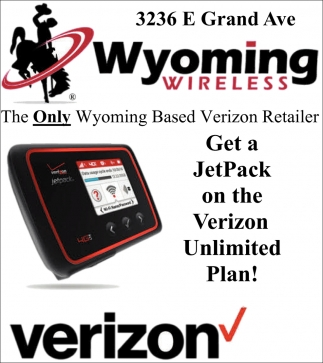 The only wyoming based verizon retailer