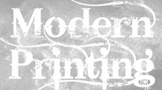 Moder Printing