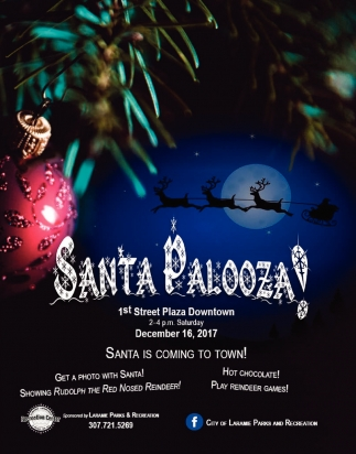 Santa PaLooza!