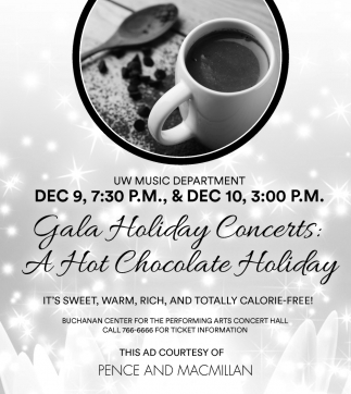 Gala Holiday Concerts