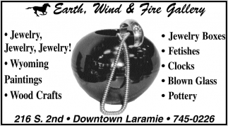 Earth, Wind & Fire Gallery