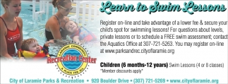 Laramie Community Recreation Center