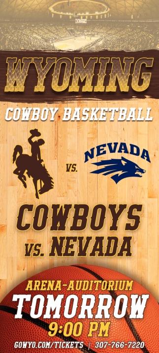 Wyoming Cowboy Basketball