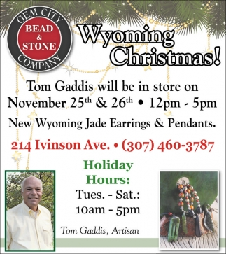 Wyoming Christmas!