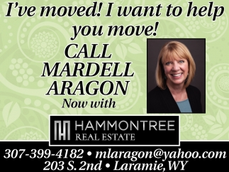 I've moved! I want to help you move!