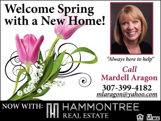Welcome Spring with a New Home