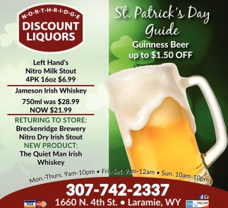 St. Patrick's Day Guide