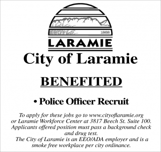 Police Officer Recruit