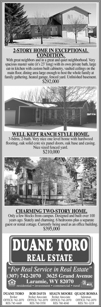2-Story home in exceptional condition