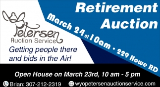 Retirement Auction