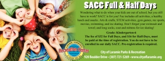 SACC Full & Half Days