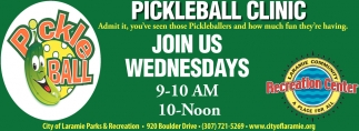 Pickleball Clinic