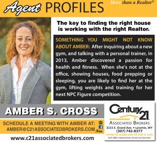 Amber S. Cross