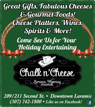 Great Gifts, Fabulous Cheeses and Gourmet Foods!