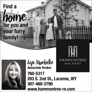 Find a Home for you and your Furry Family