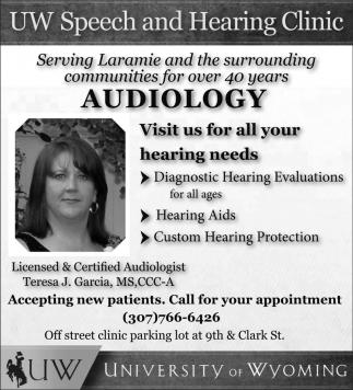 UW Speech and Hearing Clinic