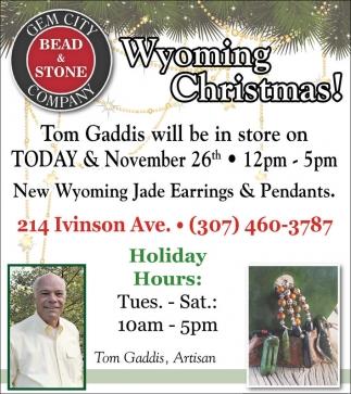 Wyoming Christmas!