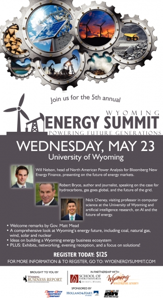 5th Annual Energy Summit